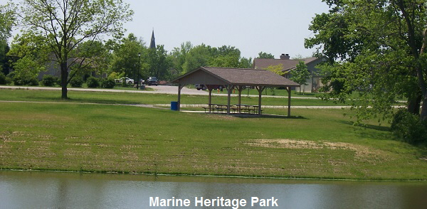 Heritage Park Village of Marine Illinois